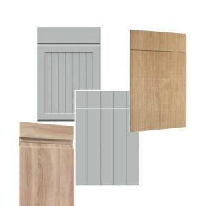 Deuren en panelen